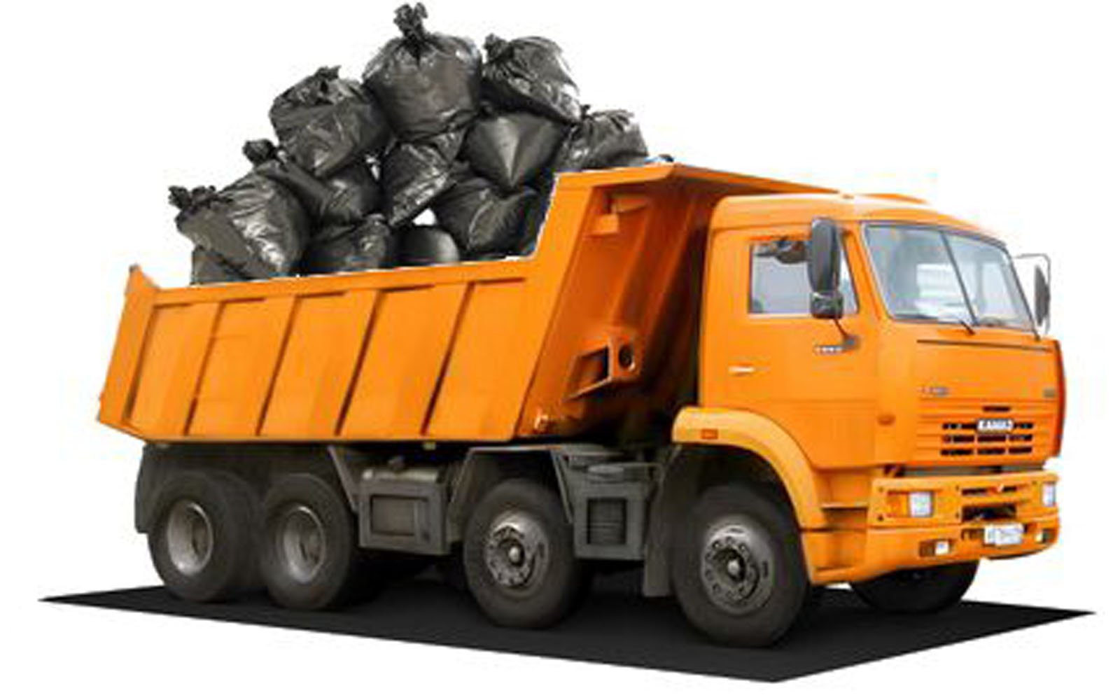 Вывоз мусора Алматы